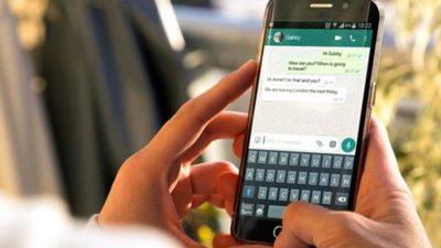 WhatsApp'tan radikal karar! Salgın nedeniyle mesajlaşma kısıtlanacak