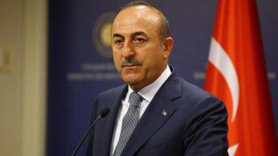 Bakan Çavuşoğlu duyurdu! Türkiye-ABD Libya konusunda anlaştı
