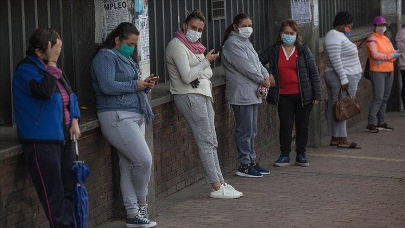Koronavirüs bulaşan kişi sayısı 1 milyon 16 bini geçti