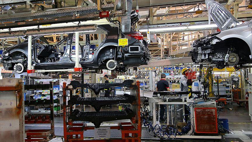 Otomotiv sektöründe mart ayında 2,1 milyar dolarlık ihracat