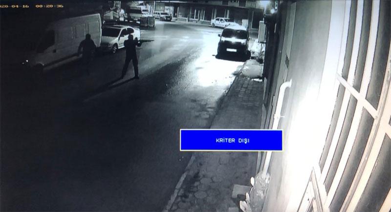 Bursa'da işyerine silahlı saldırı! O anlar kamerada…