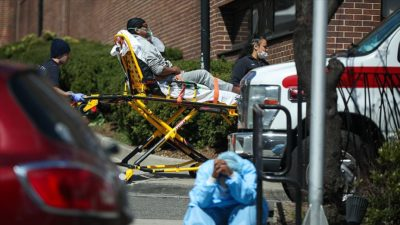 ABD'de koronavirüs bilançosu ağırlaşıyor! 1047 ölüm daha…