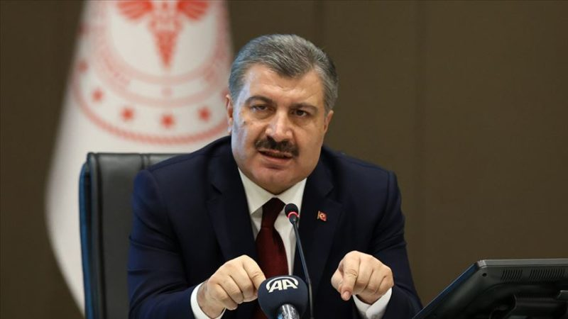 Bakan Koca, Bursa'daki son durumu paylaştı: 'Kısıtlamaların neticelerini alıyoruz'