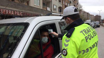 Bursa'da denetimler sıklaştı! Araçlar tek tek durduruluyor