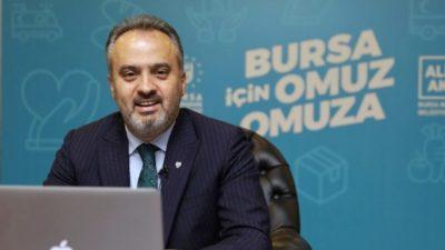 Aktaş'tan Bursa'nın fethi için anlamlı klip