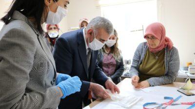 Bursa'nın bu ilçesinde kimse maskesiz kalmayacak