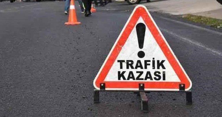 Bursa'da otomobil devrildi: 3 yaralı