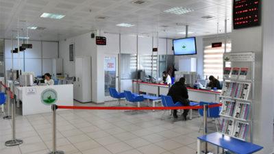 Osmangazi'de dezenfekte ve sosyal mesafe üst düzeyde