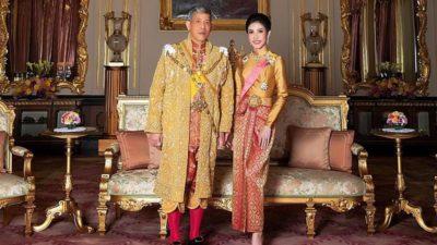 Tayland Kralı karantinadan kaçtı