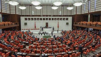 Mustafa Şentop yeniden Meclis Başkanı…