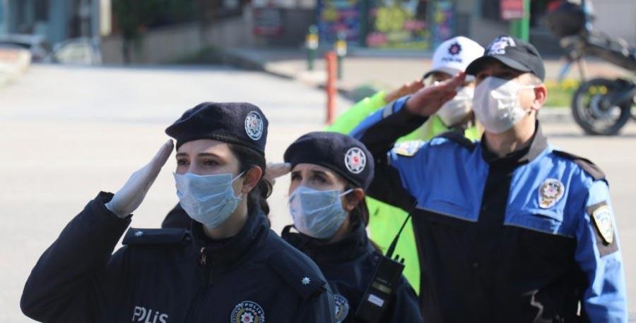 Türk Polis Teşkilatının 175. kuruluş yıl dönümü