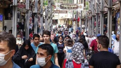 Bursa'da korkutan görüntüler! Büyük yoğunluk…
