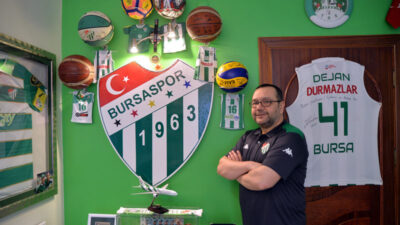 Bursaspor sevgisi bambaşka