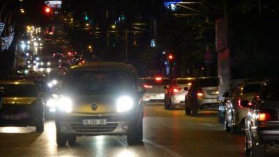 Bursalılar yasak sonrası sokağa akın etti