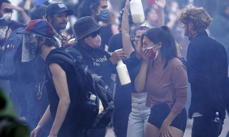 ABD'de şiddetin dozu artıyor!