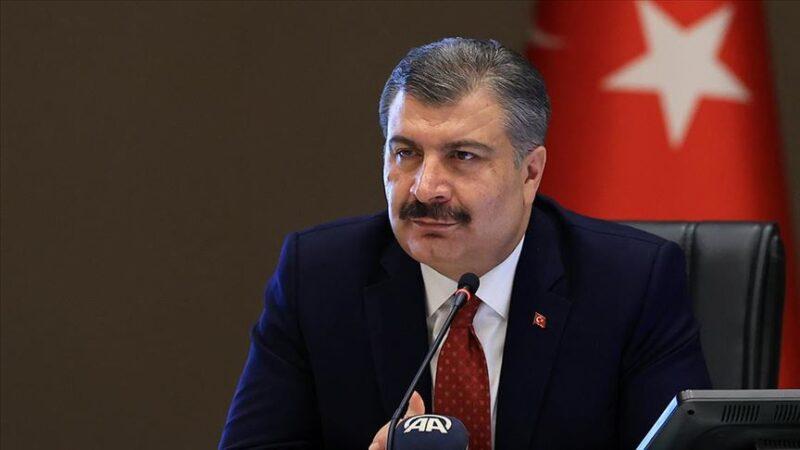 Sağlık Bakanı Fahrettin Koca'dan 'normalleşme' açıklaması