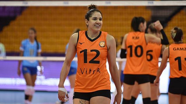Eczacıbaşı VitrA'da Natalia Pereira'yla yollar ayrıldı