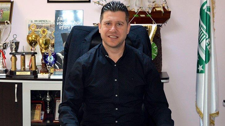 2. ve 3. Lig Kulüpler Birliği Başkanı Can: Liglerin oynanacağı tarih bizi memnun etti