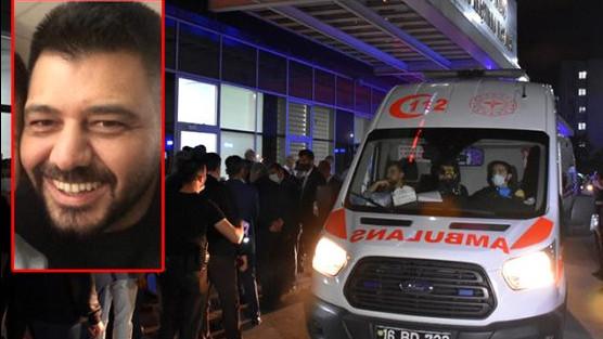 Bursa'daki silahlı kavgada şehit olan polisimizden acı detay
