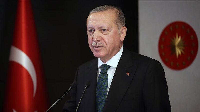 Cumhurbaşkanı Erdoğan: Bu vatanın şehadete eren tek bir evladının kanı yerde kalmayacak