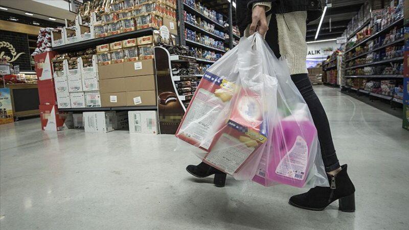 Koronavirüs sürecinde plastik poşet kullanımı arttı