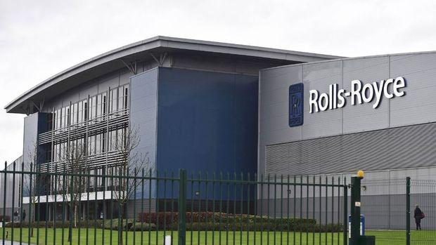 Rolls-Royce 9 bin kişiyi işten çıkarıyor