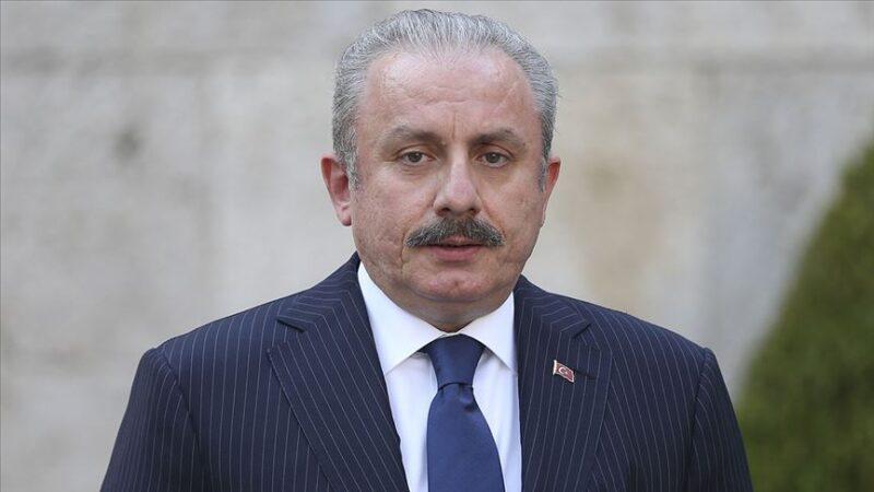 TBMM Başkanı Şentop'tan 'vekil transferi' açıklaması