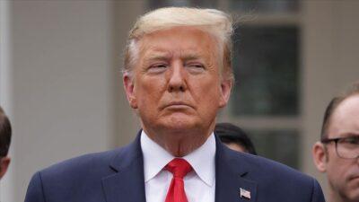 Trump'tan 100 bini aşan corona virüs ölümlerine ilişkin açıklama