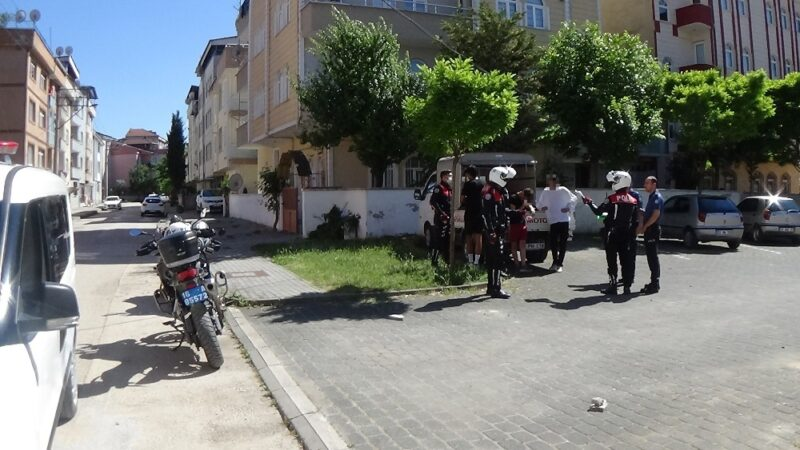 Bursa'da bayramda hava almaya çıkan 3 genci polis affetmedi