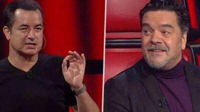 Acun Ilıcalı'dan O Ses Türkiye ve Beyaz Show açıklaması!