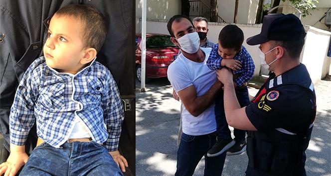 Bebek firarda filmi Bursa'da gerçek oldu