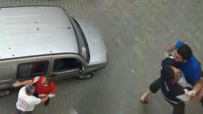 Görüntüler Bursa'dan… Fırıncıların ekmek kavgası kamerada