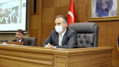 Bursa Kültür Turizm ve Tanıtma Birliği yapısında revizyon
