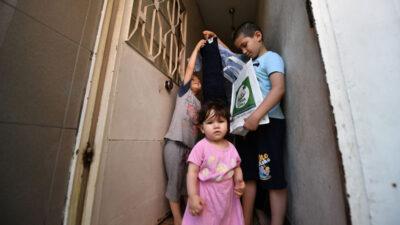 Başkan Dündar'dan çocuklara bayram hediyesi