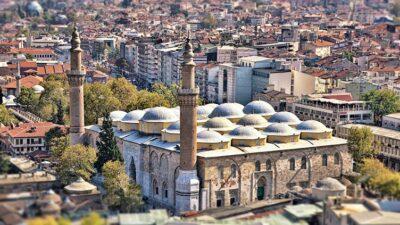 Bursalılar Ulucami'de buluştu…