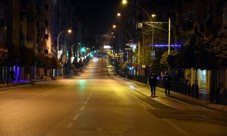 Sokağa çıkma yasağı başladı… İşte muaf yerler ve kişiler…