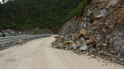 Bursa'da ölüm yolu