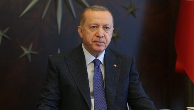 Erdoğan'dan camiden müzik yayınına tepki