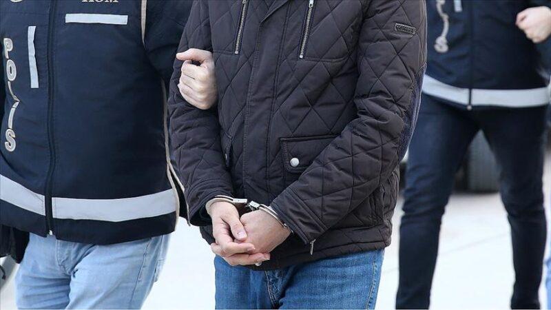 HDP'li belediye başkanı terörden tutuklandı