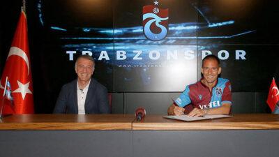 Trabzonspor transferi resmen duyurdu…