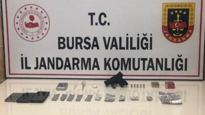 Bursa'da polisi harekete geçiren ihbar! Durdurulan araçta…