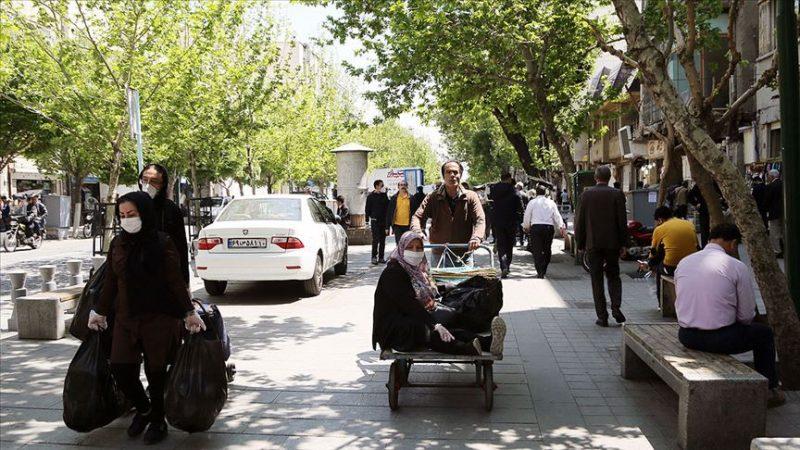 İran'da virüs nedeniyle can kaybı 6 bin 541'e yükseldi