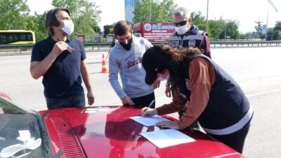Yer: Bursa… İzinsiz bayram yolculuğu 13 bin liraya patladı