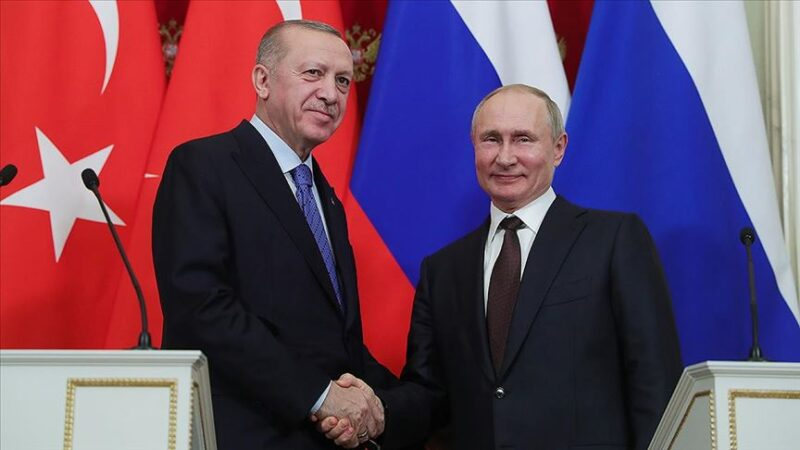 Putin'den dikkat çeken Erdoğan yorumu