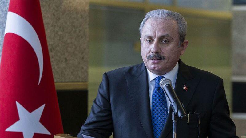TBMM Başkanı Mustafa Şentop'tan 'idam cezası' açıklaması