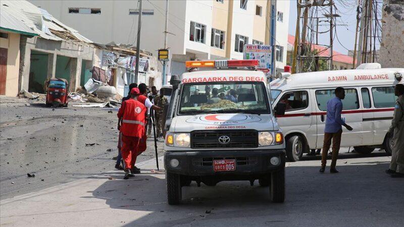 Minibüse bombalı saldırı: 10 ölü, 13 yaralı
