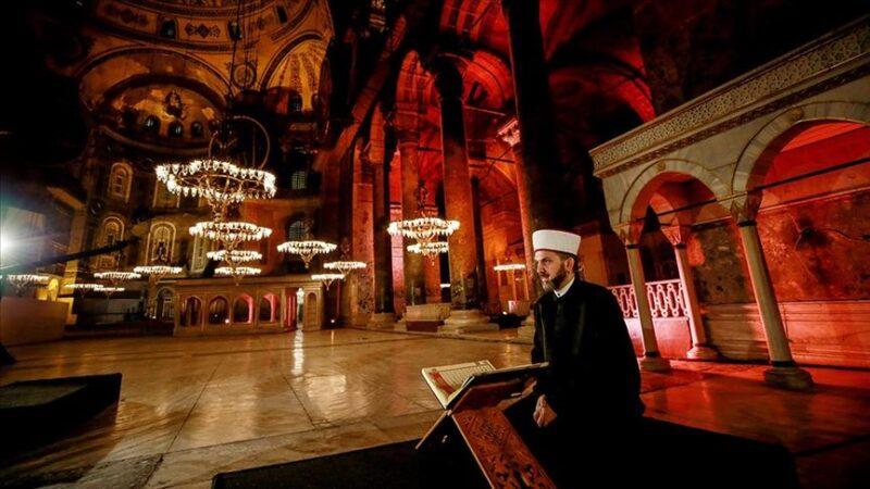 Türkiye'den Yunanistan'a Ayasofya yanıtı