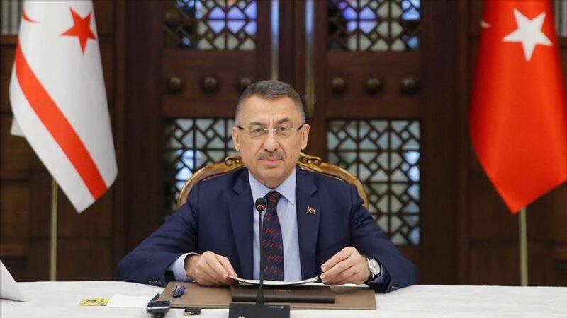 'Yeni normale hazırlanırken Türkiye, KKTC'nin yanında olmaya devam edecek'