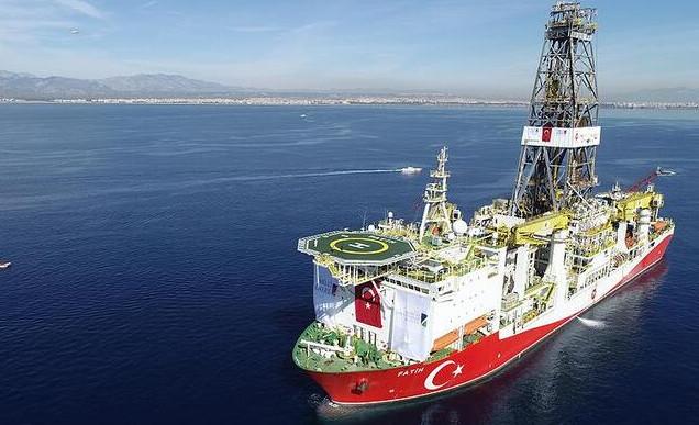 Bakan Dönmez açıkladı: Fatih sondaj gemisi yola çıktı