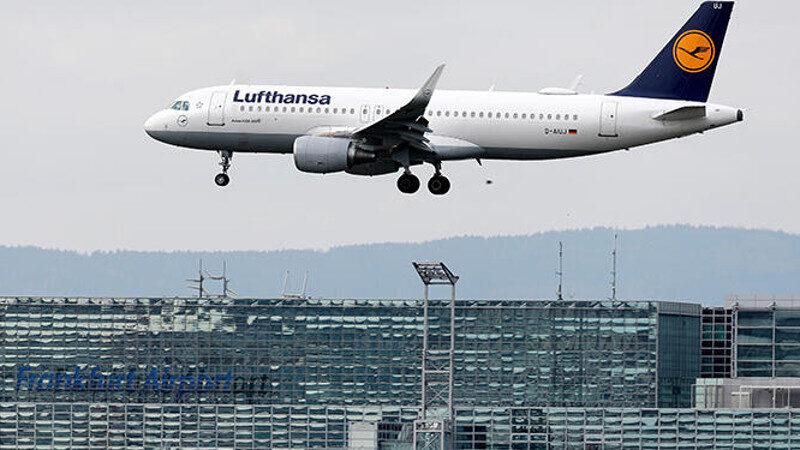 Almanya'da hükümet ile Lufthansa arasında anlaşma sağlandı